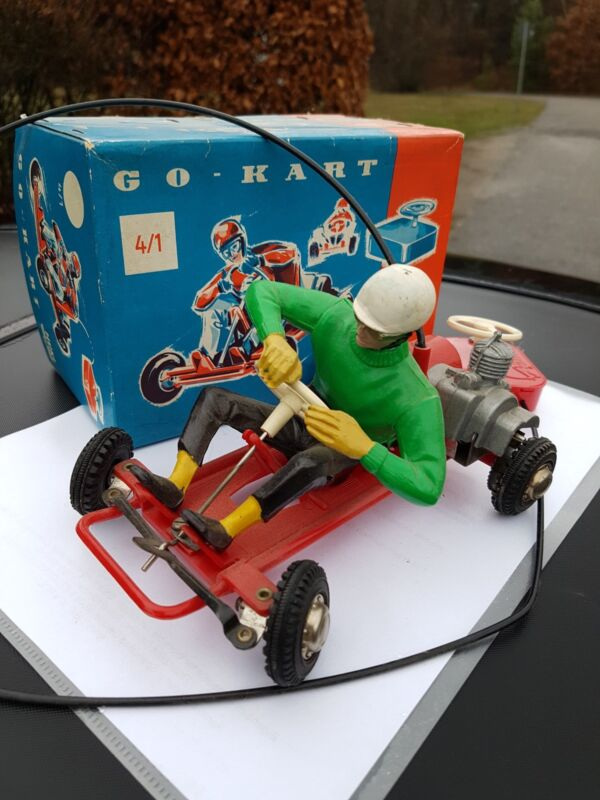 Huki Go Kart mint Box Neu im Karton unbespielt