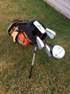 Kids Left Handed Golf Clubs - Mint Condition!!!