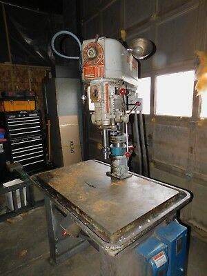 Powermatic Variable Speed 1 Hp Single Spindle Drill Press