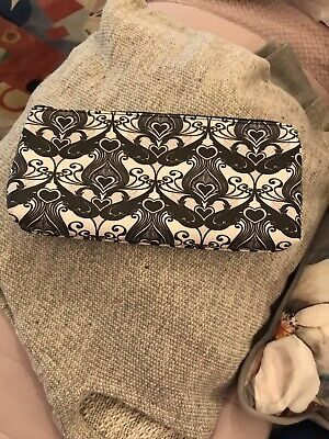 Used, Anna Sui Authentic Butterfly Cosmetic Hand Bag for sale  Torrance