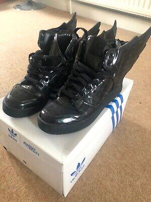 Adidas Jeremy Scott Wings 2.0 Black UK7