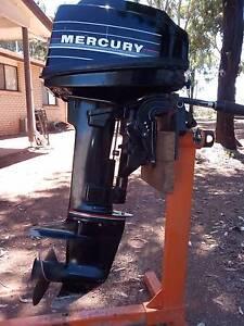 Mercury 9.9hp Outboard Motor Virginia Playford Area Preview