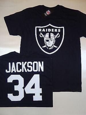 9715 Mens Oakland Raiders BO JACKSON