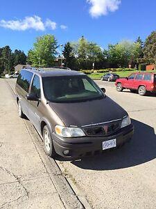 Pontiac Montana Minivan