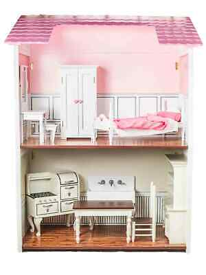 Story Doll Town House For 18 Inch American Girl Dolls Furniture & Accessories Doll Furniture 18' Dolls