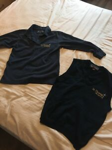 St Thomas the Apostle school uniform tops