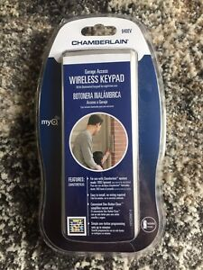 Chamberlain Garage Access Wireless Keypad