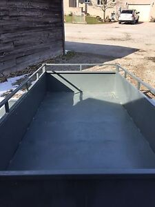 Redone 4x8 utility trailer for sale