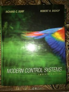 Modern control systems by Dorf and bishop