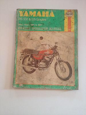 yamaha rs100 & 125 singles 1974-1977