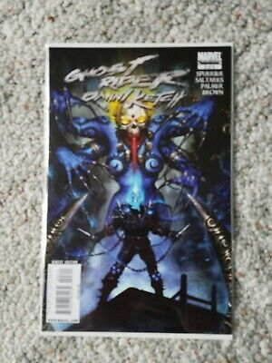 GHOST RIDER DANNY KETCH #3 **1ST APPR  SHOBA MIRZA INDIAN GHOST RIDER**NM HTF 💲 ()