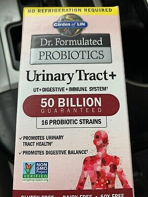 Garden Of Probiotics Life - Dr. Formulated Urinary Tract+