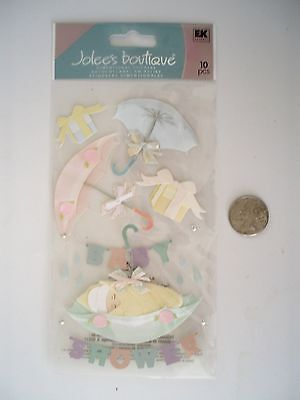 JOLEES BOUTIQUE BABY SHOWER SCRAPBOOK STICKERS](Finding Nemo Baby Shower)