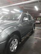 2011 Nissan Navara Malmsbury Macedon Ranges Preview