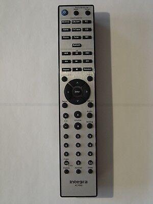 Integra RC-906S Remote Control Part # 24140906 For DTM-40.7  DTM-6  DTM-7