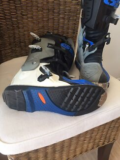 BMW GS boots near new worn once