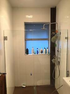 Vanity/Premium Toughened/safety frameless shower glass Strathfield South Strathfield Area Preview