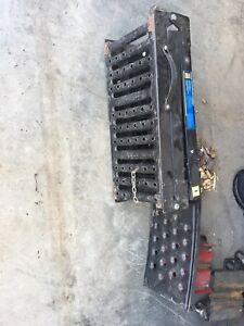 Dirtbike ramp/car ramp