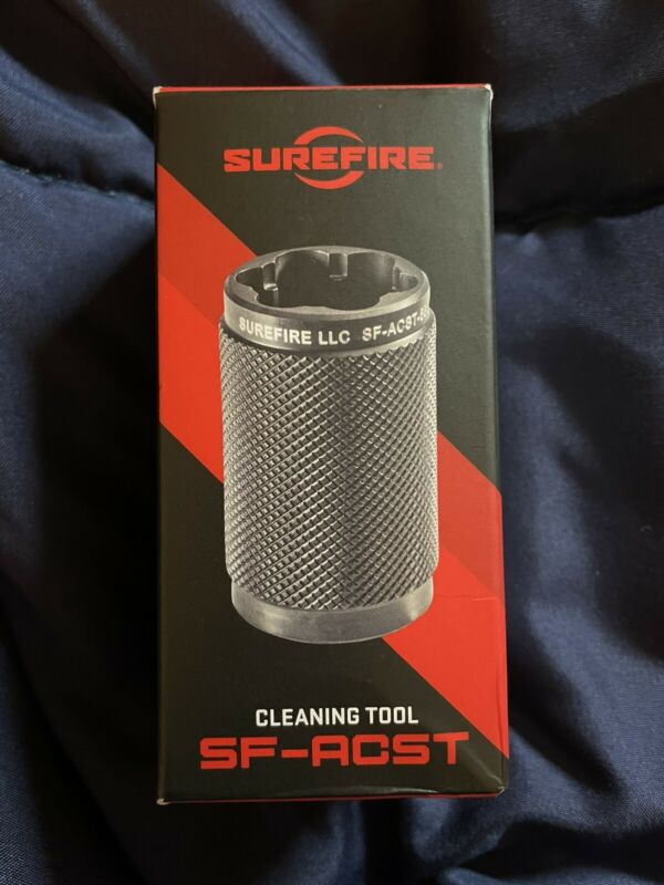SureFire Muzzle Device Cleaning Tool-USE WITH SUREFIRE MUZZLE AND WARDEN-Rare