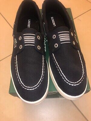 lacoste men shoes size 12