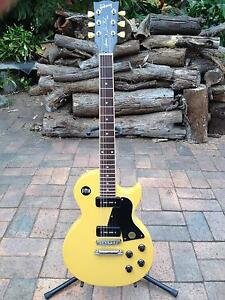 Gibson Les Paul Special- Satin Yellow Newcastle Newcastle Area Preview