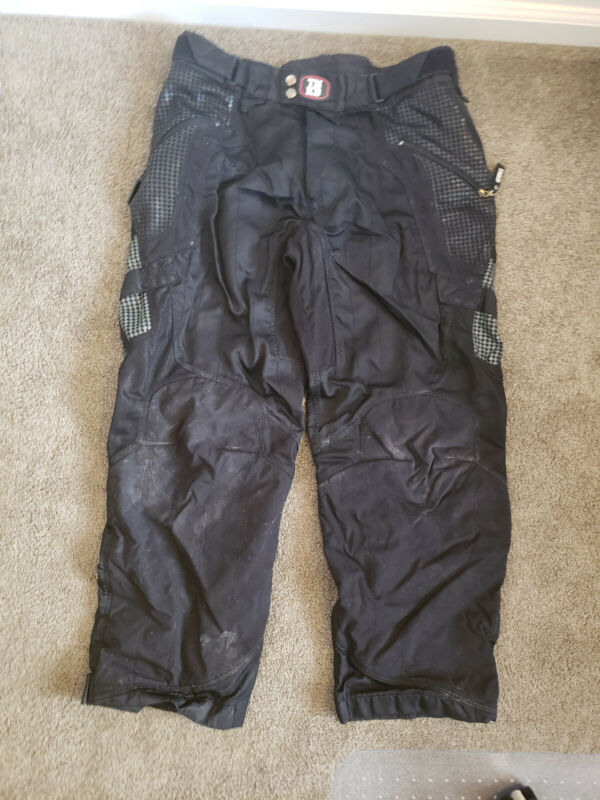 Tanked Paintball Pants Large