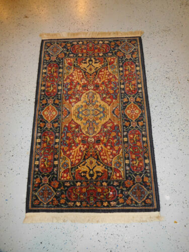 KARASTAN RUG  Little CARPET 2.6x4 excellent condition English Manor Collection