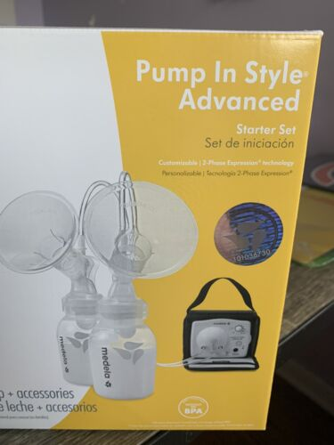 Medela In Style 101035077 Advanced Breastpump With Accessories - $65.00