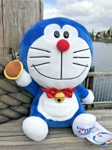 USJ Doraemon Plush Doll Universal Studios Japan STAND BY ME 2 ship from Japan FS