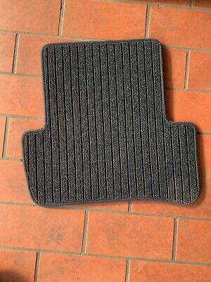 NF Velours schw-graphit Fußmatten paßt für MERCEDES E-Klasse W207 A207 Cabrio