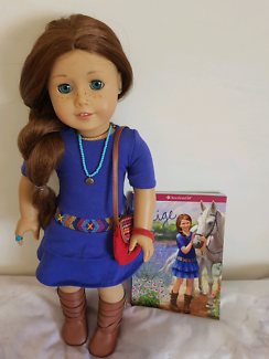 American Girl Doll of the year 2013 ~ Saige
