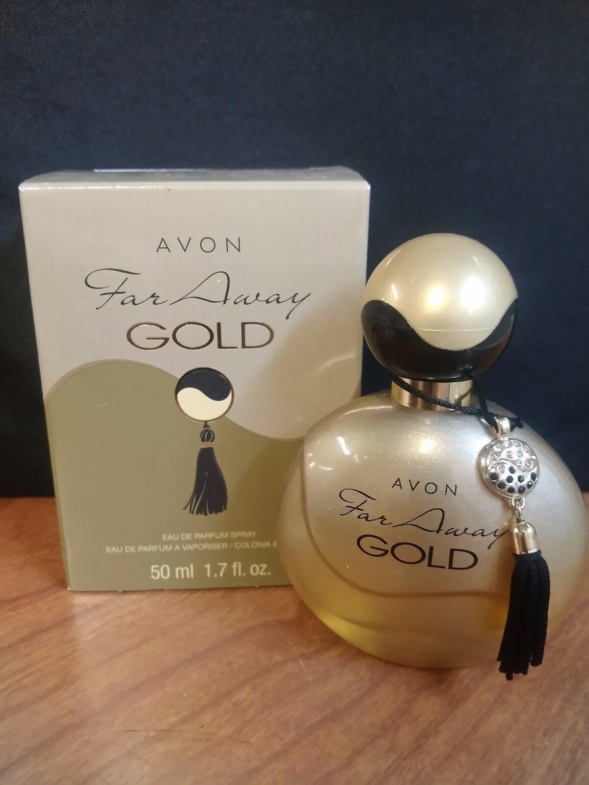 avon far away gold купить