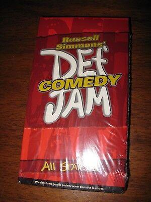 Def Comedy Jam All Stars VHS Vol.