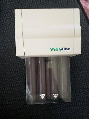One Welch Allyn Otoscope Speculum. Dispenser 2.5mm 4.0 Mm