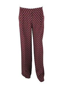 Beautiful Burgundy Skinny Dress Pants
