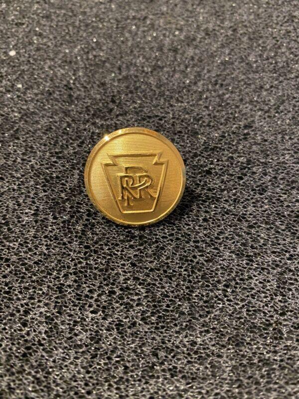 PENNSYLVANIA RAILROAD GOLD COLOR ORIGINAL UNIFORM JACKET BUTTONS