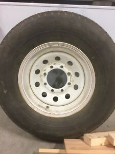 Trailer tire ST235/80R16