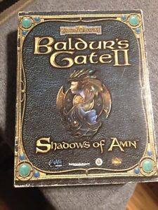Baldur's gate 2 PC