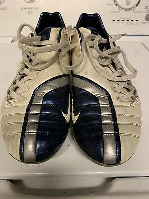 Nike Air Zoom Supremacy Total 90 Soccer Football Boots Cleats Size 9.5 US