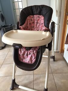 Grace high chair $40.00