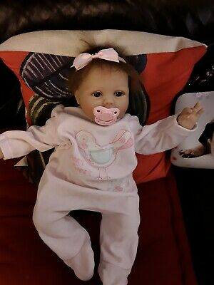LOOK !! Lovely Reborn Baby Doll
