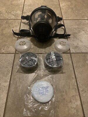 Speriansurvivair Full Face Opti-fit Respirator Apr - Model 7620 Size Medium