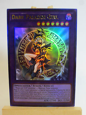Proxy  Orica Custom Dark Paladin Girl Ultra Rare