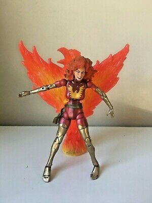 Marvel Legends Toybiz Series VII 7 Dark Phoenix Action Figure (P)