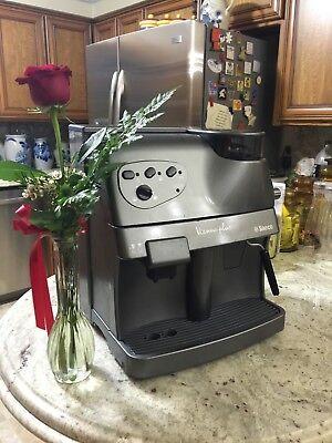 SAECO VIENNA Advantage GRAPHITE GREY MEZZANOTE ESPRESSO, COFFEE & CAPPUCCINO MACHINE