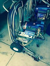 Graco Finish Pro 395  Air Assisted Paint Sprayer Ardross Melville Area Preview