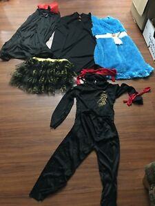 Various costumes