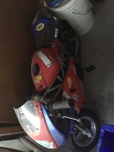 Kayaba Pocket Bike