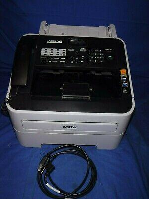 Brother Fax 2840 Intellifax 2840 High Speed Laser Fax Machine Printer Copier
