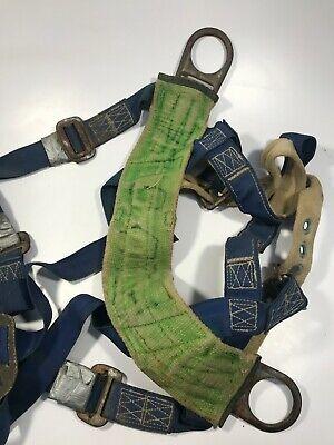 Blue Harnessbelt Saddle Assembly